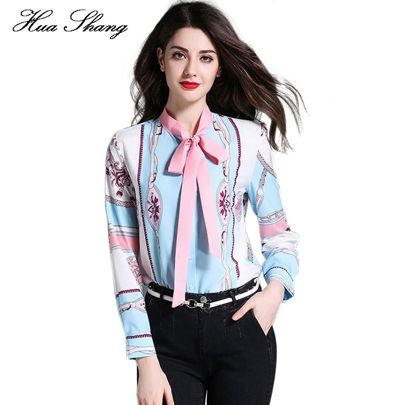 2018 2017 Spring Summer Long Sleeve Women Shirts Lace Up