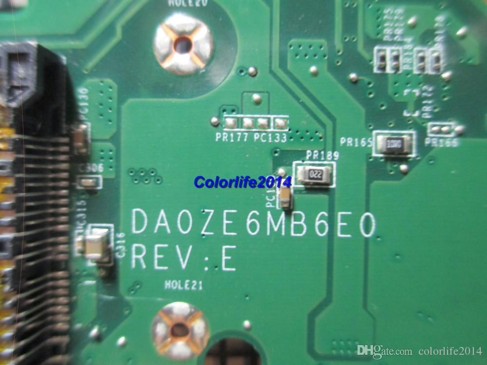 MB.SFV06.002 MBSFV06002 Motherboard para Acer Aspire D257 DA0ZE6MB6E0 motherboard laptop totalmente testado trabalhando perfeito