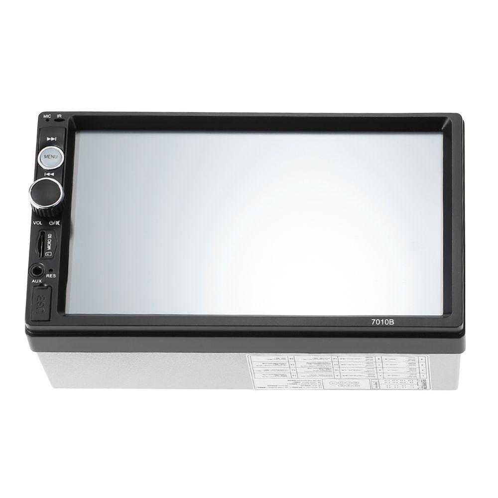 7 Zoll Universal 2 Din HD Bluetooth Autoradio MP5 Player Multimedia Radio Unterhaltung USB / TF FM Aux-Eingang Auto DVD