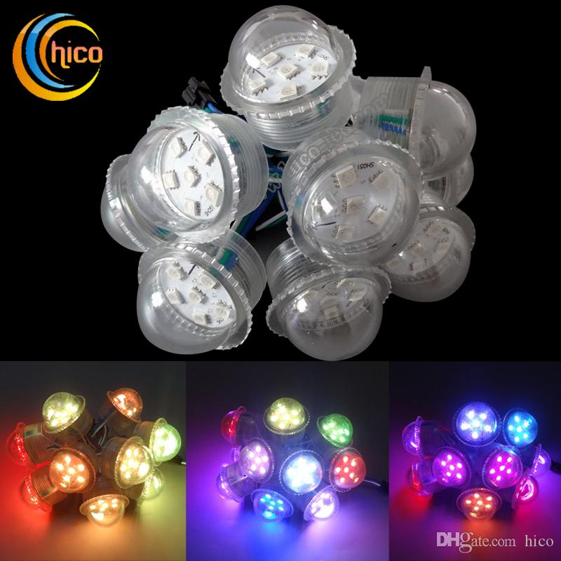 36mm led string light lighting led point lights christmas lights outdoor light transparent waterproof string lamp outdoor light string from hico