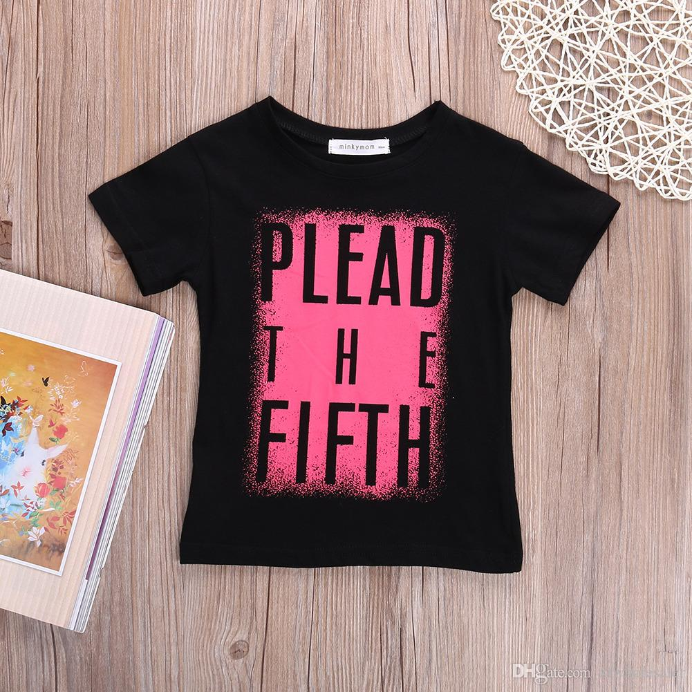 4 Style Newborn Baby Girl Boy black grey white Shirt Kids Boutique Clothes Toddler Tops Girls t-shirt Boys Tee Sport Tracksuit Kid Suit 1-5Y