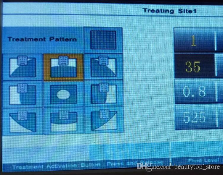 2018 Tragbare Ultrashape Hifu Liposonix Körper schlank Maschine Heim Salon Verwenden Weight Loss Cellulite Maschine Jede schießen 576 Punkte
