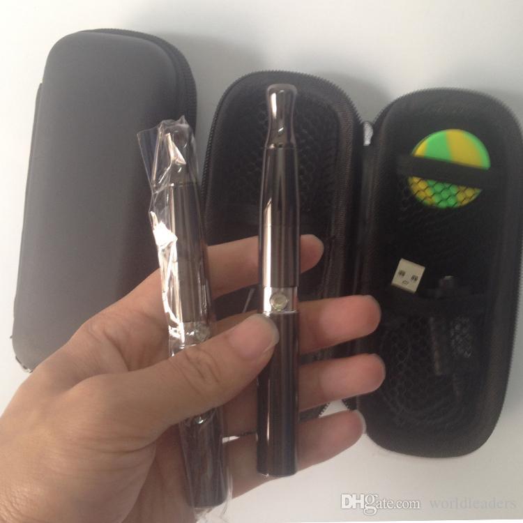 Micro vape pen wax vaporizer 710 dual quartz coil puffco wax attachment vaporizer kit deep ceramic bowl skillet V wax e cig