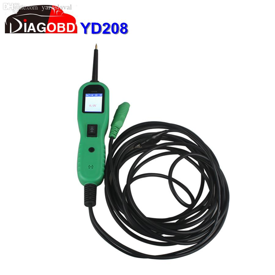wholesale yd208 electrical system circuit tester yd208 circuit rh dhgate com