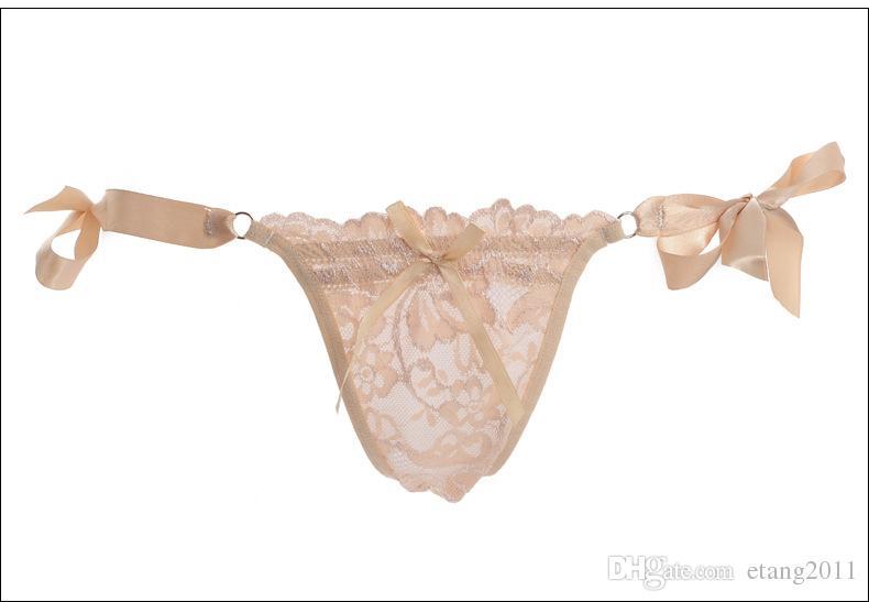 2016 heiße mode luxus high-end Sexy Slip sex spielzeug transparent g string frauen höschen sehen durch tanga höschen kostenloser versand