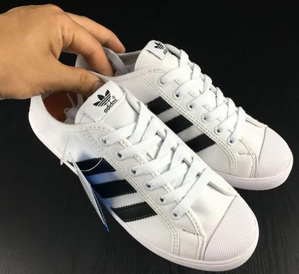 Dames Superstar Casual Canvas schoenen heren Originals voor Adidas Aqz100