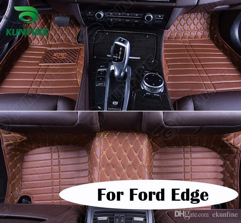 Top Quality D Car Floor Mat For Ford Edge Foot Mat Car Foot Pad Left Hand Driver Drop Shipping Kf A From Ekunfine   Dhgate Com