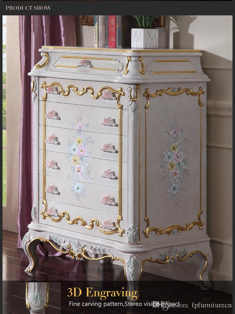 2019 Italian Luxury Chest Of Drawers Antique Royalty Bedroom ...