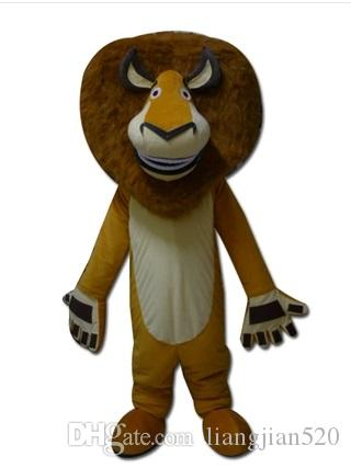 Madagascar Lion Alex Cartoon Mascot Costume School Mascots Character Men Costumes For Guys Fast Ship College Football Mascot Costumes Costumes Mascot From ...  sc 1 st  DHgate.com & Madagascar Lion Alex Cartoon Mascot Costume School Mascots Character ...