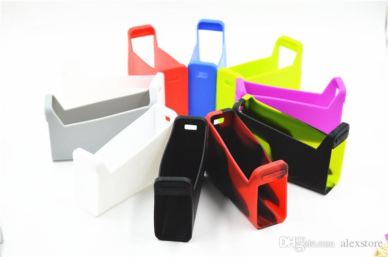 H-priv 220w Silicone Case Silicon Cases Colorful Rubber Sleeve Hpriv Skin For Smok H priv 220 watt TC Box Mod Vape