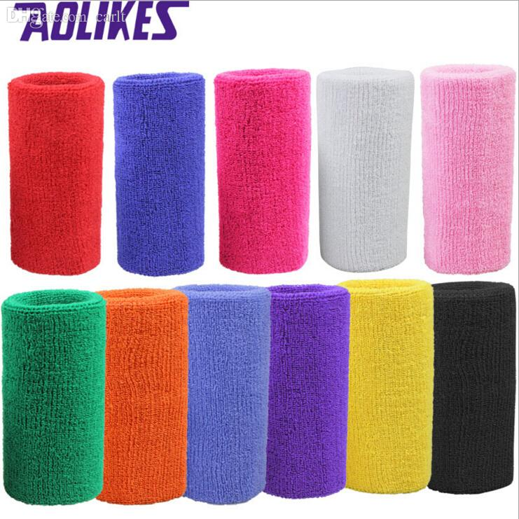Nike Gym Sweat Towel: 2019 Wholesale 15*7.5 Cm Terry Cloth Wristbands Sport