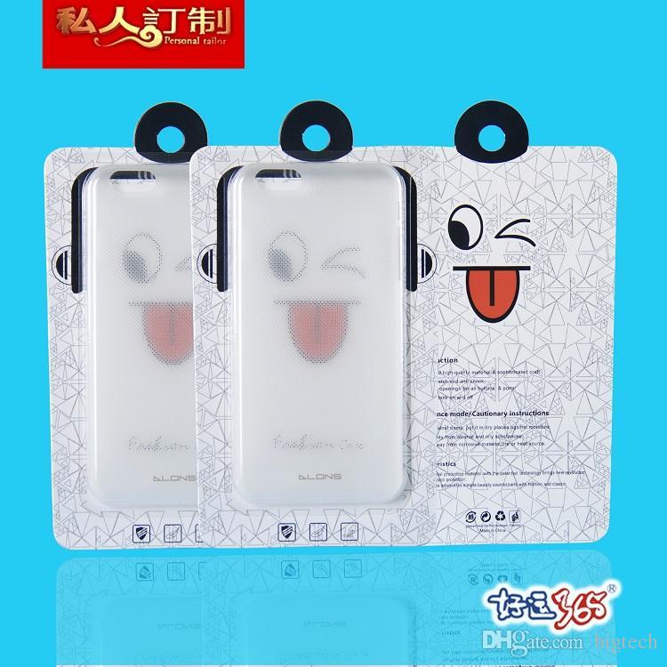 Atacado Varejo de Moda Embalagens para o telefone Capa Para Nota 7 borda S7 mais Samsung on5 iPhone 6s mais iPhone 6