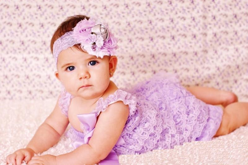 i Neonato Pagliaccetto Pizzo Infant Toddler Ruffle Pagliaccetto Del Merletto Ruffled Pizzo Pagliaccetti arco tuta infantile tuta