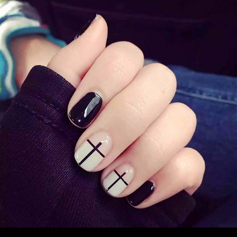 Wholesale Hot Fashion Gothic Cross Short Paragraph /Set Finished ...