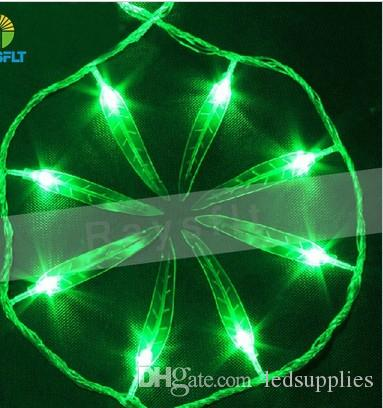 120 LED 4m * 0.6m 인공 Salix 리프 덩굴 웨딩 커튼 라이트 홈 가든 Luminaries에 대 한 LED 장식 크리스마스 불빛 AC 110v-240V