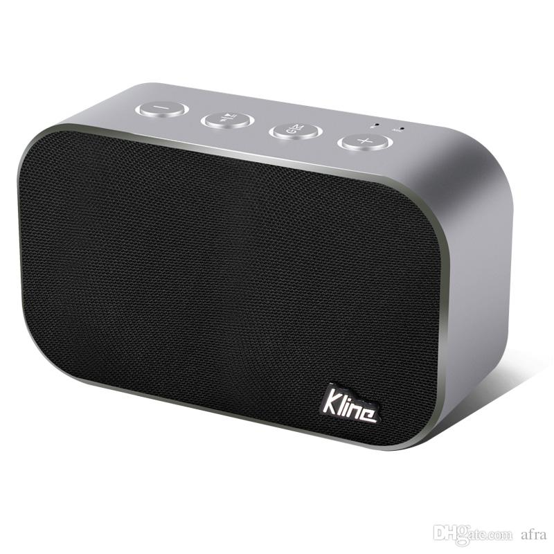 Ordinaire Original Klineaudio Mini Bluetooth Speakers Handsfree Wireless Big Sound  With Deep Bass Portable 3D Sound System Stereo Music Speakers Klineaudio  Mini ...