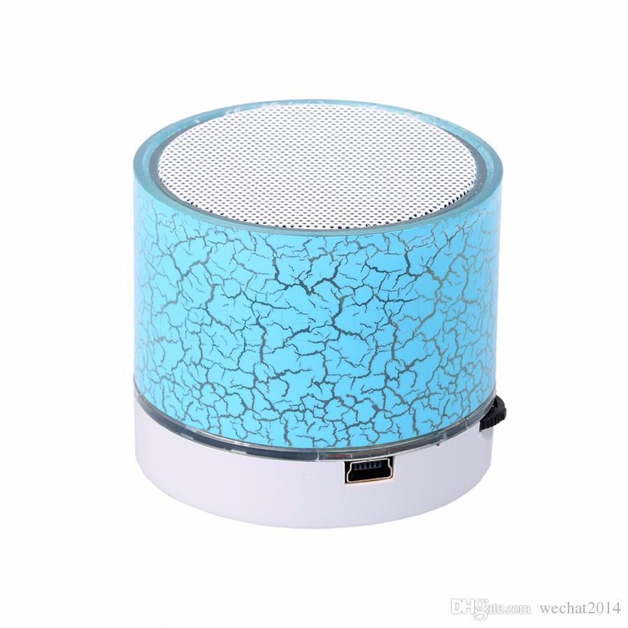 اللاسلكية البسيطة المحمولة LED بلوتوث يدوي المتكلم دعم راديو FM TF بطاقة الذكية ايفي ستيريو مضخم صوت لاعب للهواتف الذكية