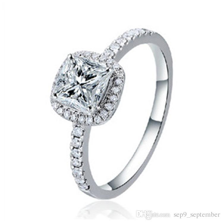 prong ring styles simple classic style four best rings education engagement popular diamond