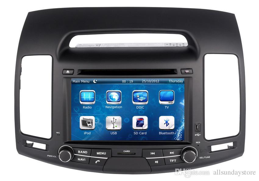 Car Dvd Player For Hyundai Elantra 2007 2008 2009 2010