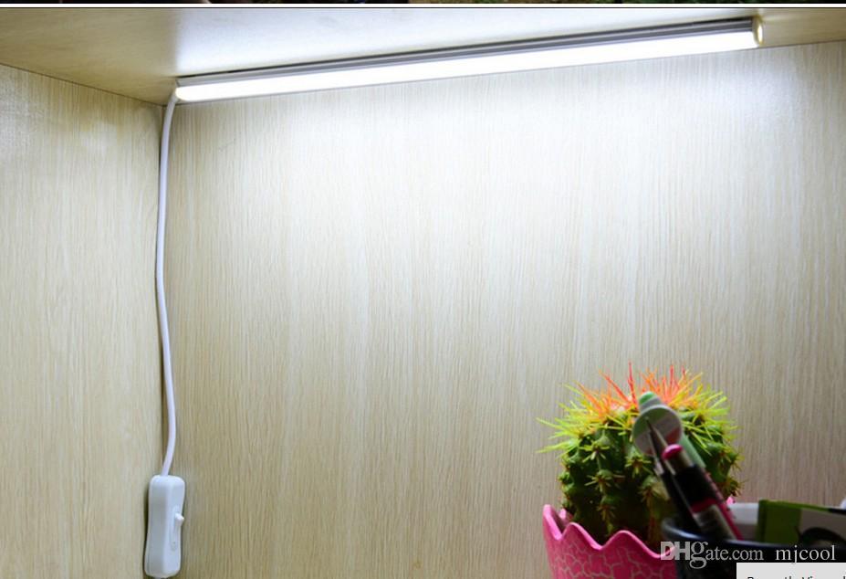 2835 5V LED Strip Bar Cuidado de los ojos USB LED Lámpara de mesa de escritorio Luz para libro de cabecera Estudio de lectura Trabajo de oficina Niños Luz nocturna