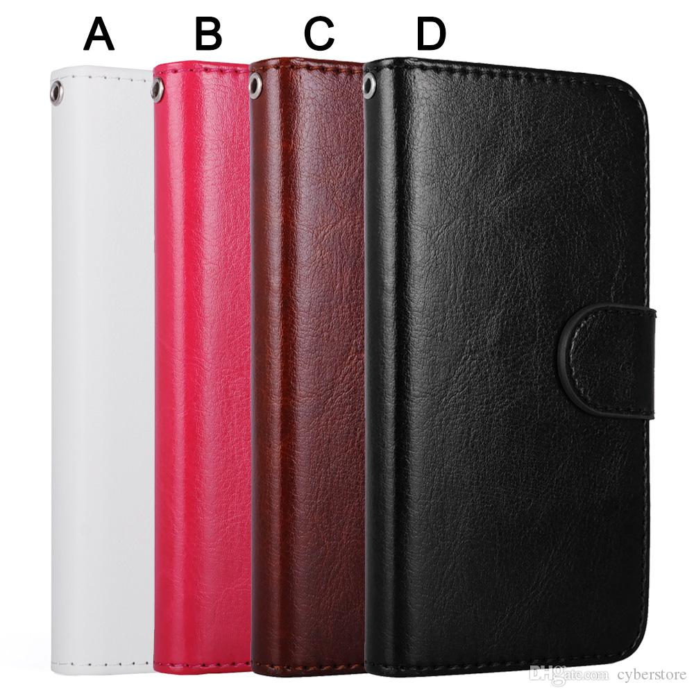 For iPhone XS MAX X 7 8 Plus 2 in 1 Magnetic Detachable Wallet Leather Case Phone Cover For Samsung S9 S10 Huawei