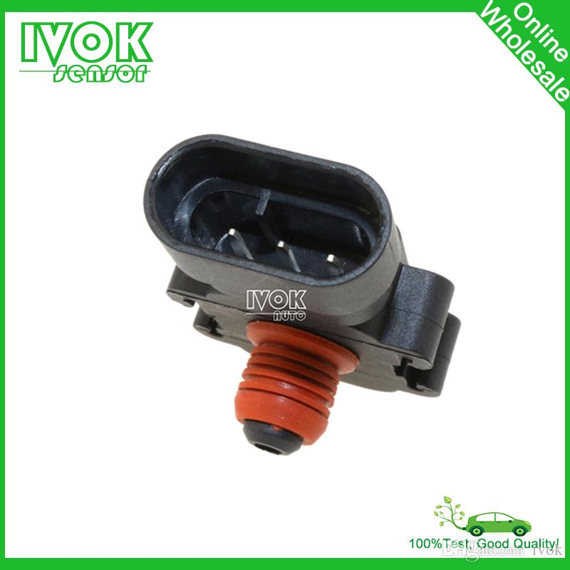 Automobiles Sensors New 2.5 Bar Manifold Pressure Map Sensor For Renault Scenic Espace Mk Iii Laguna Megane Ii Avantime 1.9 2.0 2.2 Dci 7700106886 Auto Replacement Parts