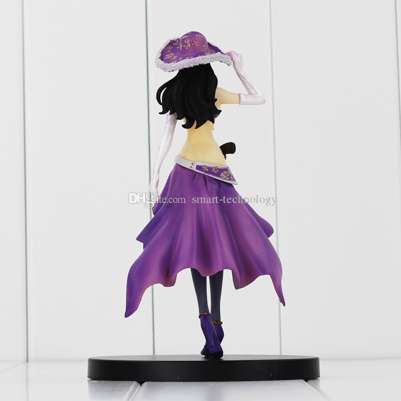 Dessin animé Anime 15ème anniversaire One Piece Grandline Dame Nico Robin Action Figure Modèle Jouet PVC Poupée Avec Boîte