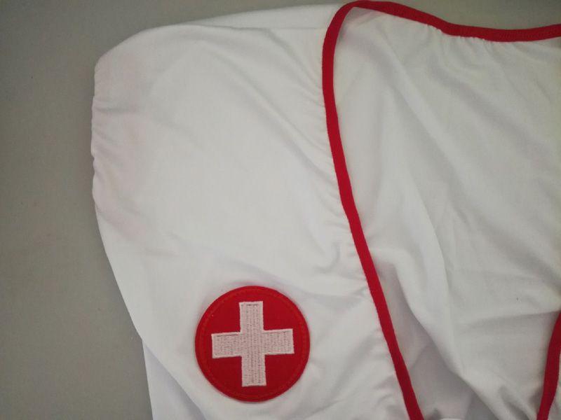 New Arrival Hot Sexy Women Nurse Cosplay Uniform Temptation Adult Game Sexy Lingerie Set Clubwear Ladies Erotic Sleeping Wear