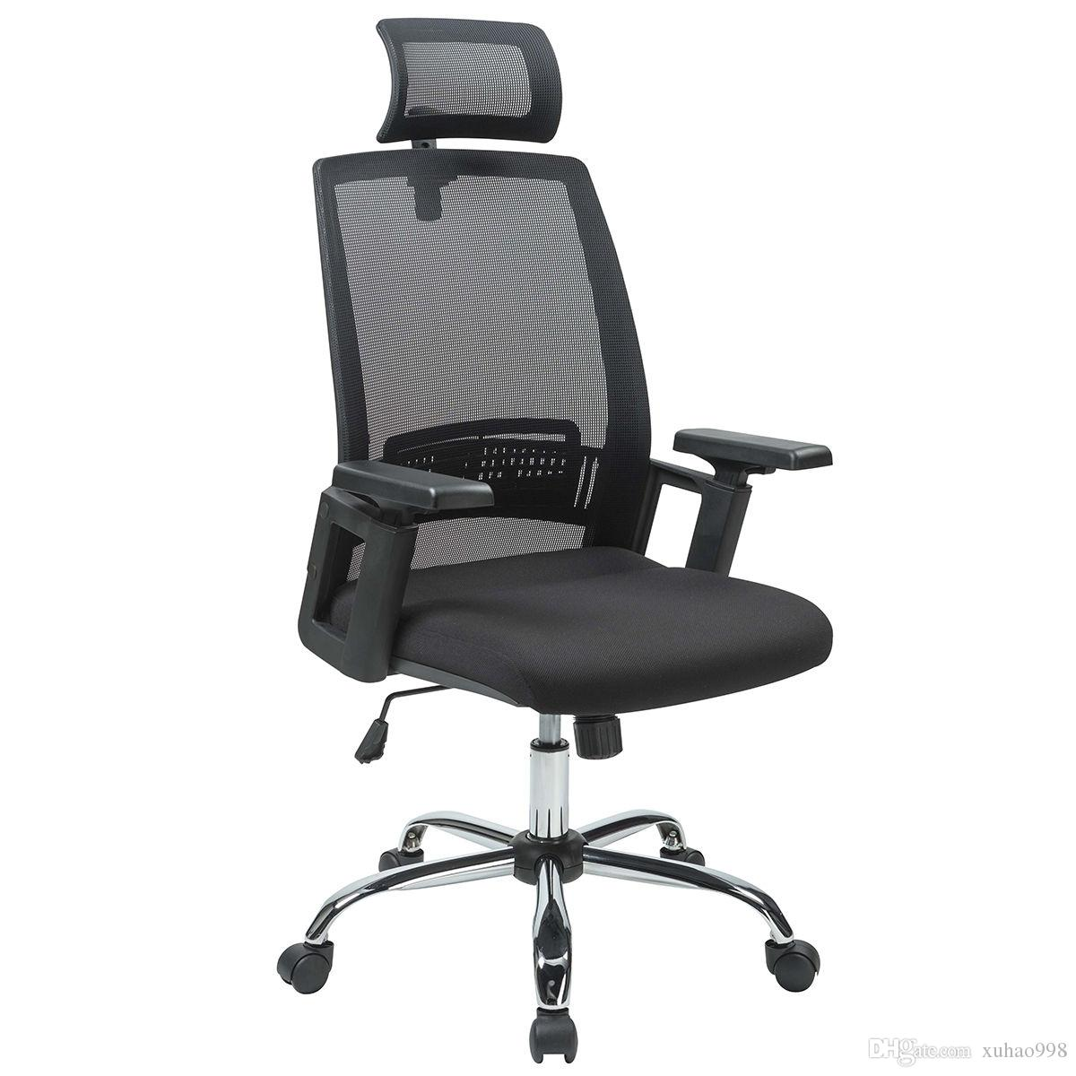 2018 New Black Ergonomic Desk Task Office Chair High Back Executive Computer Chair From Xuhao998 $50.26 | Dhgate.Com  sc 1 st  DHgate.com & 2018 New Black Ergonomic Desk Task Office Chair High Back Executive ...