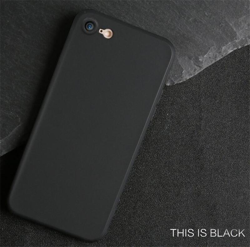 iphone 8 case black silicone