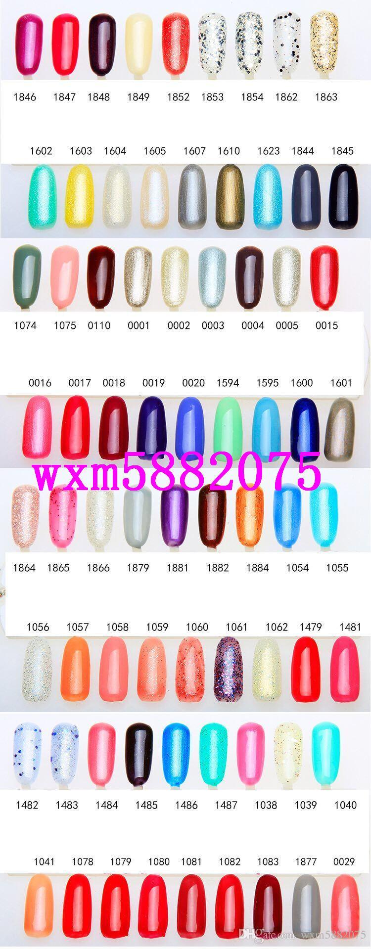 nuevo es Harmony Gelish Nail Polish ESTRUCURE GEL Soak off Clear Nail gel LED UV Gel Polish SUPERIOR Foundation nail art frence nail