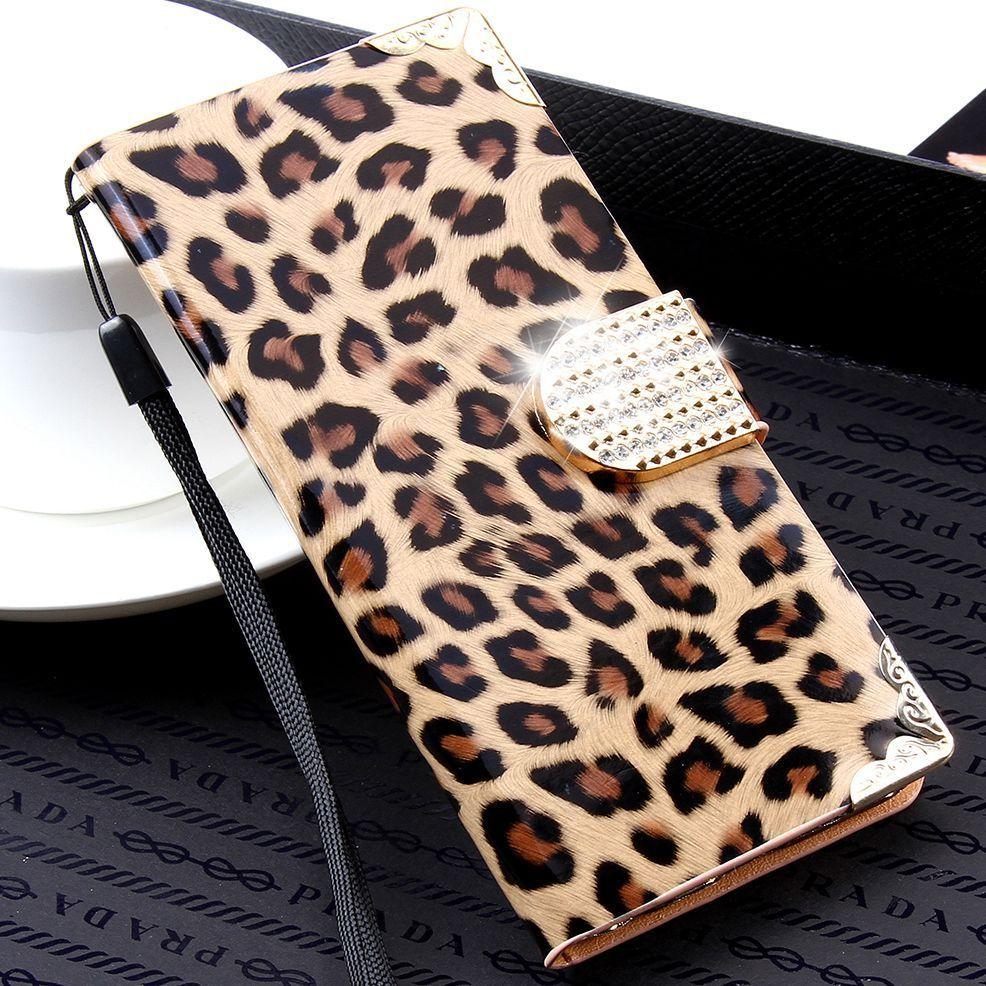 lepord print phone case iphone 7