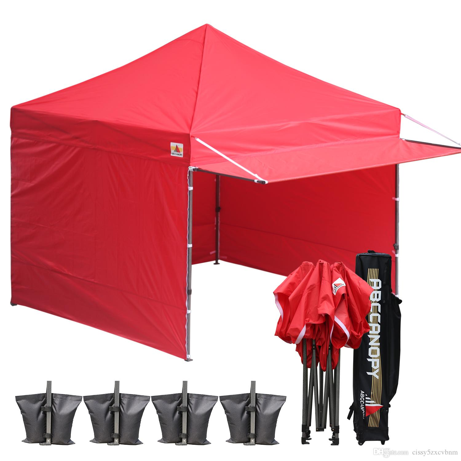 see larger image - 10x10 Canopy Tent