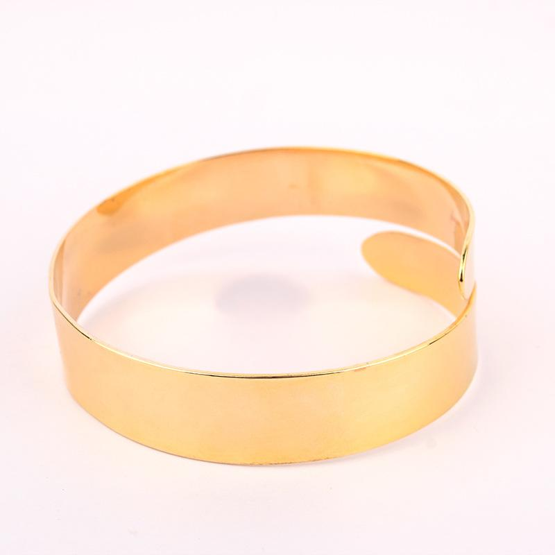 الذهب والفضة المرأة الأزياء والمجوهرات تعديل اليد العليا الذراع الإسورة F21 صفعة سوار armreif شارة armpange Oberarmreif الإسورة armreifen