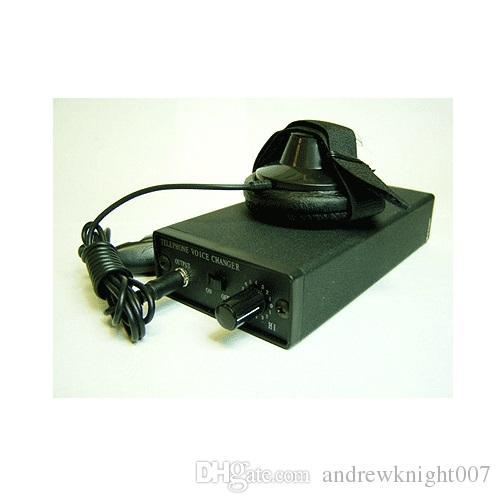Nuovi Gadget Telefono Voice Changer Professional Disguiser Telefono Transformer SPY Bug Change