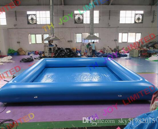 6x6m Large Inflatable Pool Giant Inflatable Water Pool Adult Inflatable  Water Toys From Sky51982015, $1035.18 | Dhgate.Com