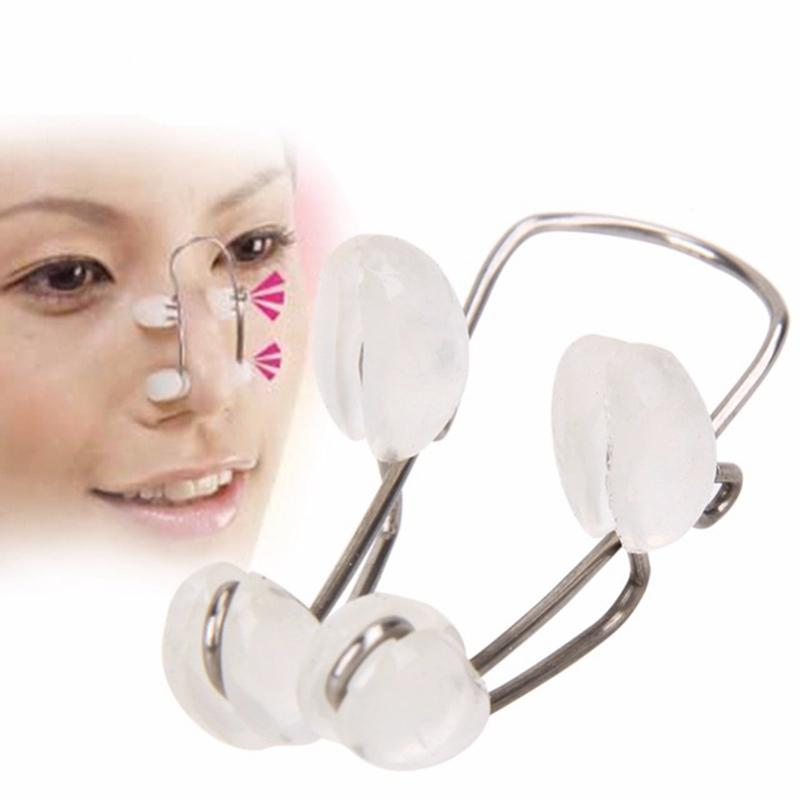 Hot Sale Fashion Nose Up Clip Lifting Shaping Beauty Nose Facial Slimming Massager Clipper Tool Facial Clipper corrector