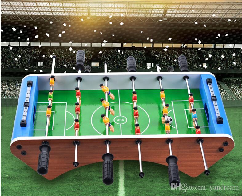 Compre Nueva Gran Mesa De Seis Polos Mesa De Futbol Juguetes
