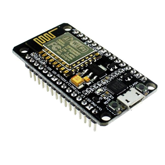 Freeshipping 10pcs/LOT Wireless Module NodeMcu Lua WIFI Internet of Things Development Board Based ESP8266 with Antenna USB Port Node MCU