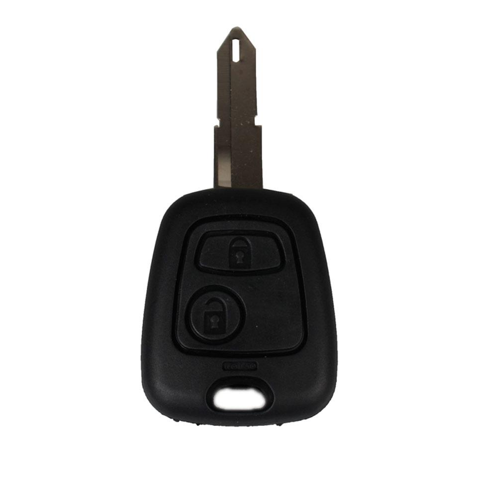 New Replacement 2 Buttons Remote Key Shell For Citroen SAXO XSARA SAXO PICASSO