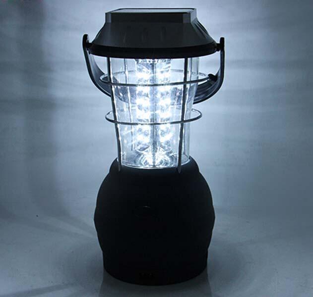Супер Яркий Солнечный Фонарь Кемпинг 36 LED Солнечный Кемпинг Лампа Солнечная Рука Лампа Аккумуляторная Аварийного Освещения Фонарь Кемпинг Портативный Фонари