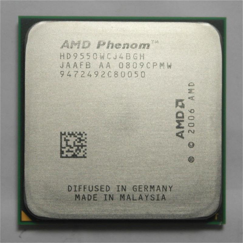 AMD PHENOM X4 9550 DRIVERS