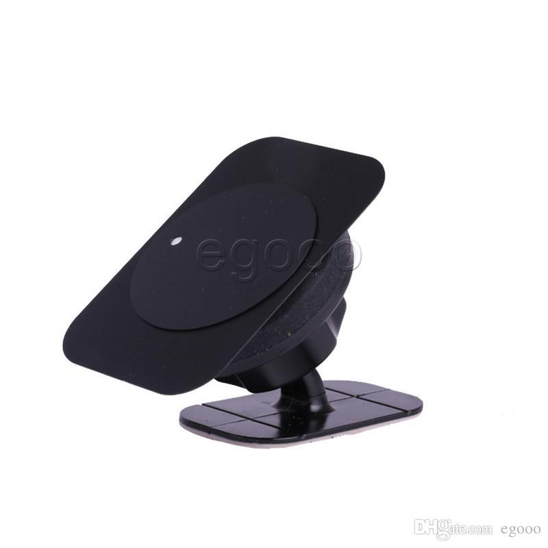 Suporte magnético do telefone do ímã da montagem do painel do suporte do telefone do carro com adesivo para o telemóvel universal