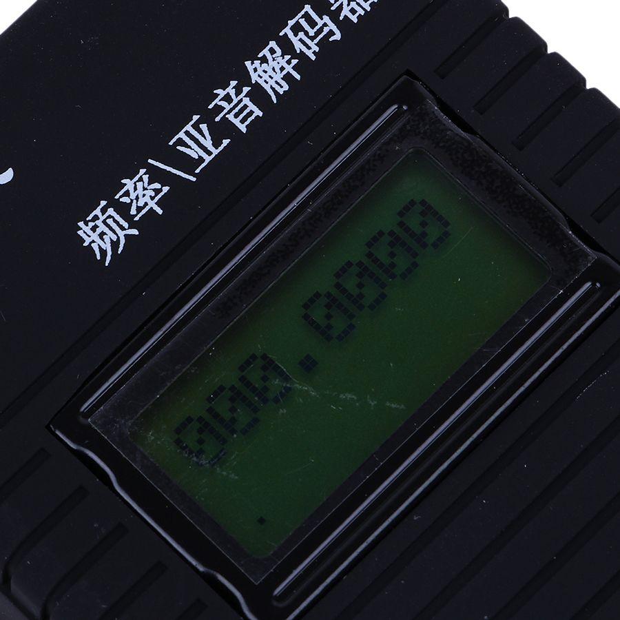 RK560 50MHz-2.4GHz Portátil Medidor de frecuencia portátil DCS CTCSS Radio Testing envío gratis