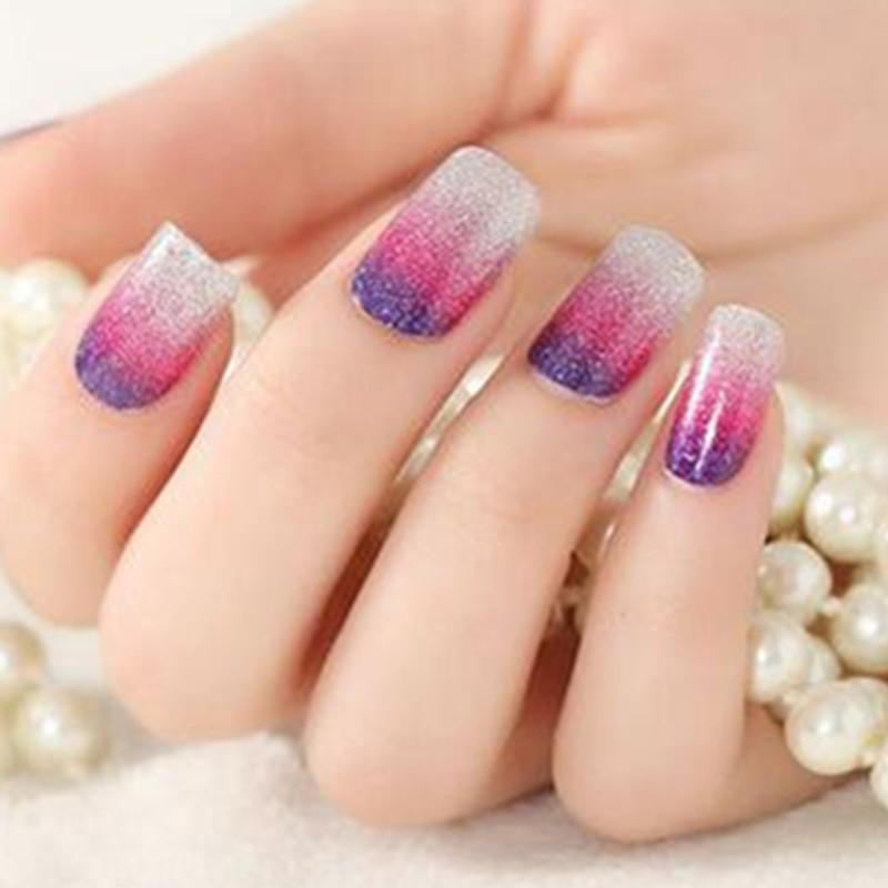 Nail Stickers Manicure Stick A Film Pregnant Women Waterproof Color