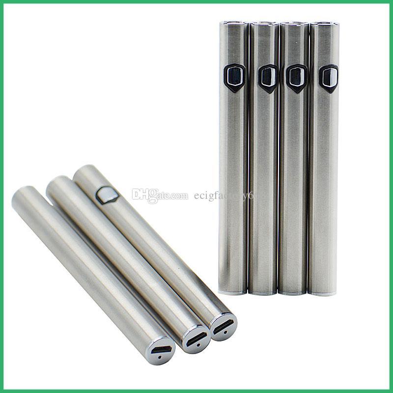 Vorheizbatterie-Kits VV Vorheiz-Starter-Kit Vaporizer O Pen 510 Vape Einstellbare Vaporizer-Patrone mit variabler Spannung von 350 mAh