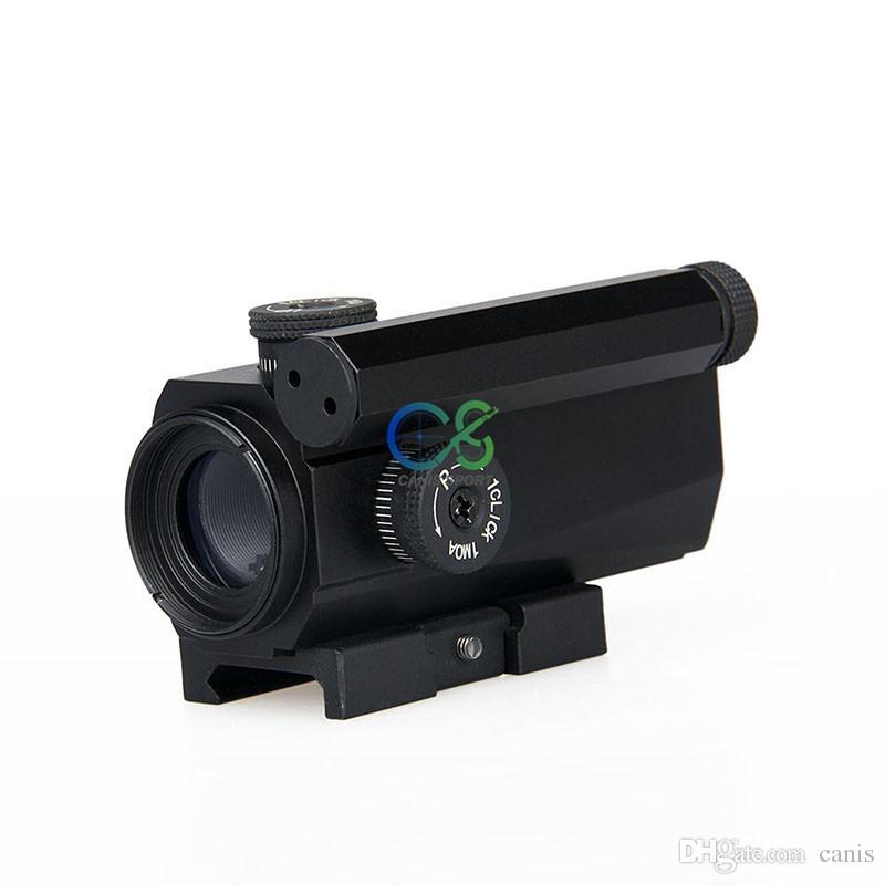 Canis Latrans Tactical 1x20 Red Dot Scope Lega di alluminio con punto rosso 2moa esterno cl2-0104