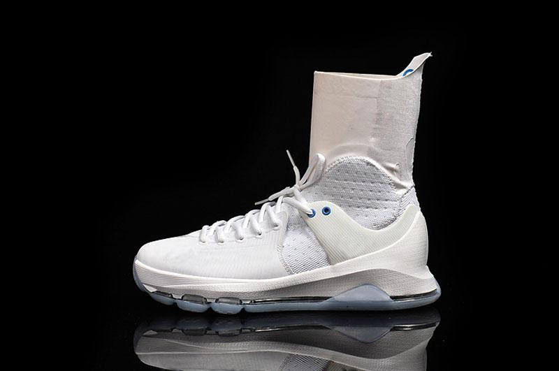 b7874e7e26b4 welcome to our shoes store. 2016 New Basketball Boots sneakers KD 8 Elite  Home White Men ...