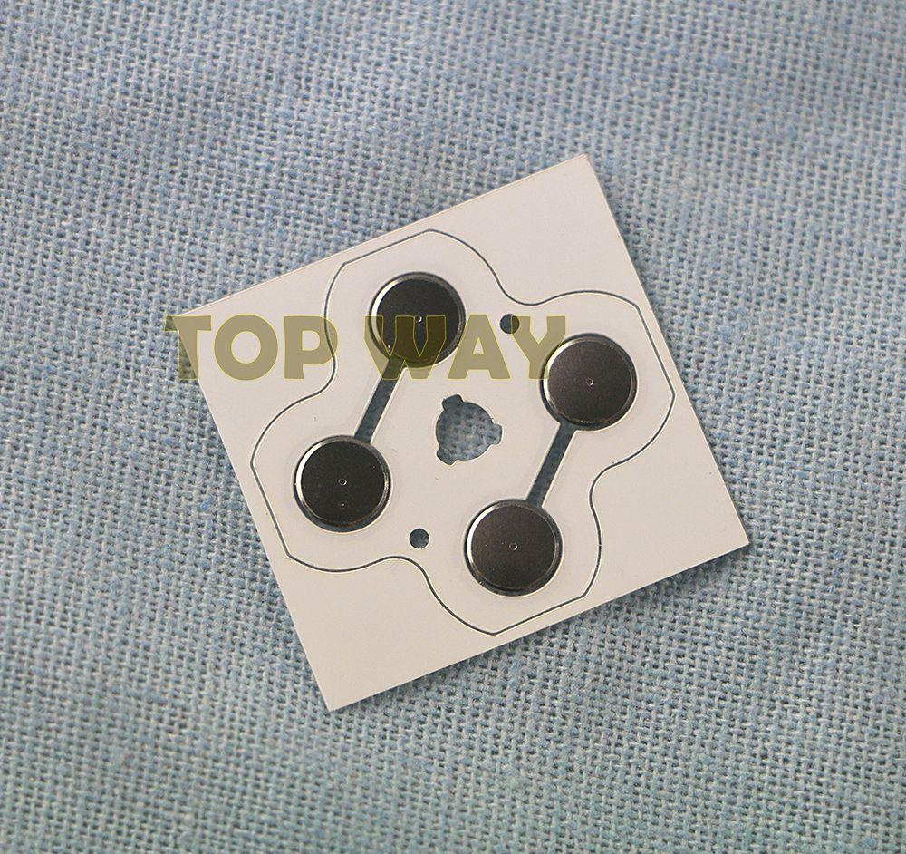 D-Pad Металлическая купольная кнопочная плата для платы на печатной плате Проводящий пленочный электро-набор ABXY Кнопки для нового 3DSXL 3DSLL 3DS XL LL