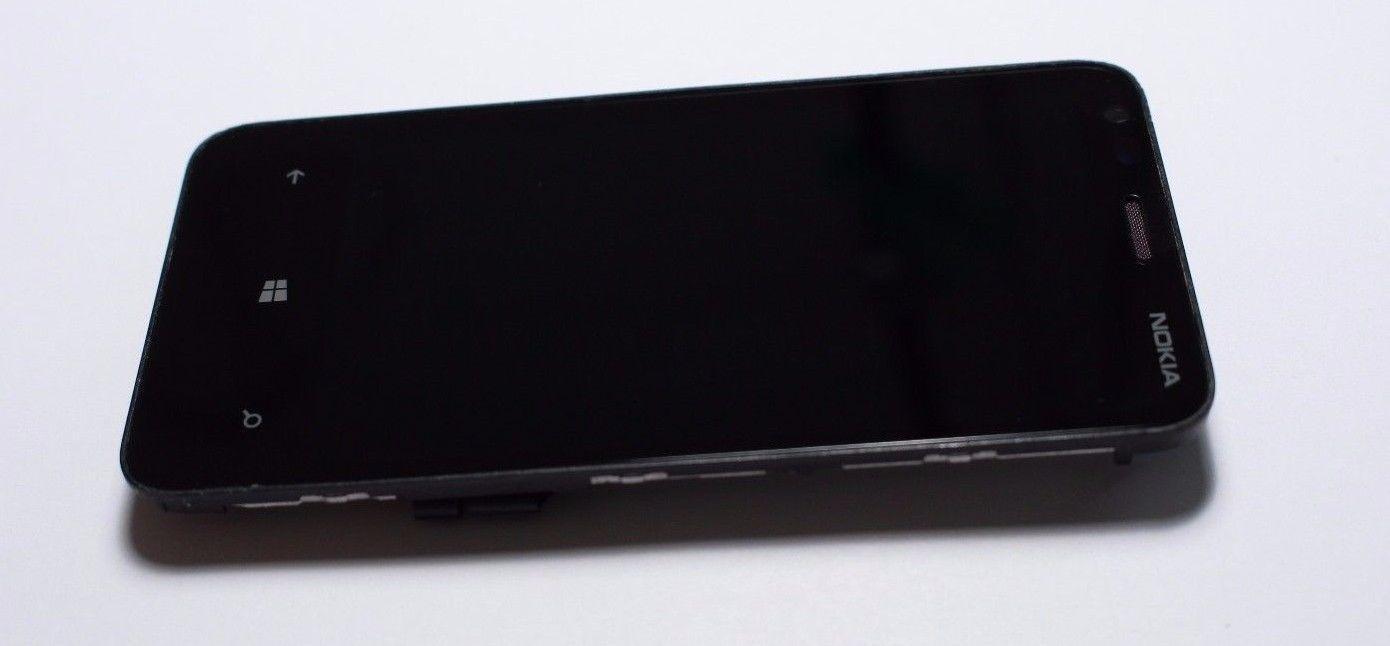 OEM Pantalla LCD Pantalla táctil Cristal Digi Nokia Lumia 620 Aio Wireless Parts # 84-1